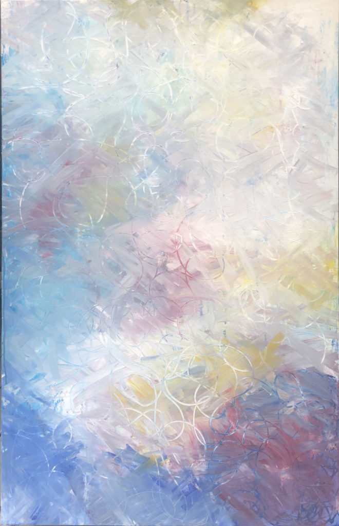 Whisper by Chuck Prescott | 30 X 40 in | Acrylic on Canvas